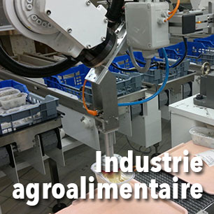 Industrie agroalimentaire - ICARE Systems