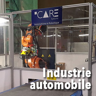 Industrie automobile - ICARE Systems