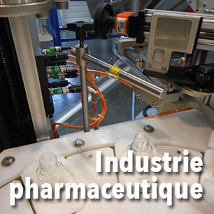 Industrie pharmaceutique et cosmétologique - ICARE Systems